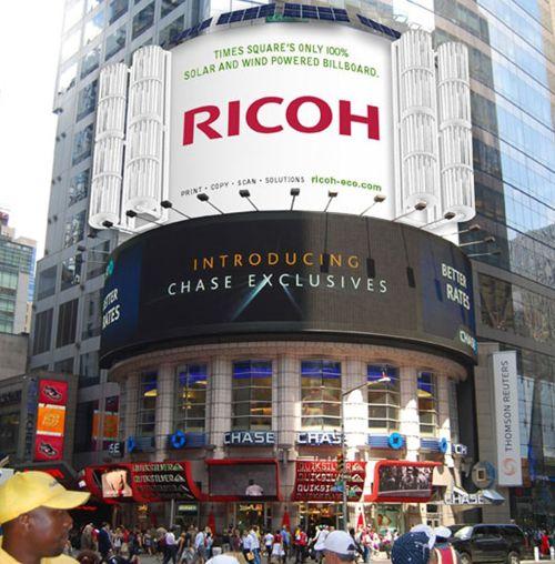 Ricohsolarpowered