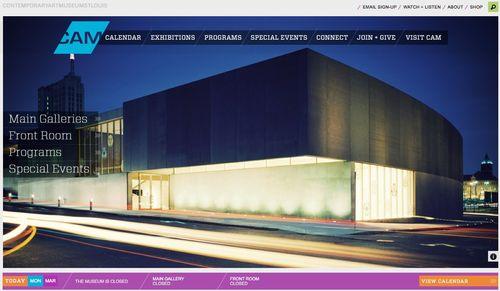 CAM _ Contemporary Art Museum St. Louis