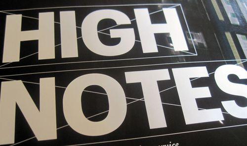 HighNotes