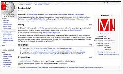 Modernistawebsite