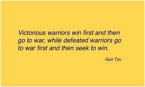 VictoriousWarriorsSunTzu