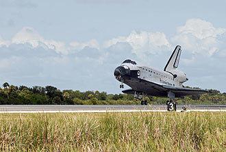 Shuttlelanding